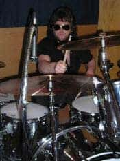 Hot Drummer David James In Boston