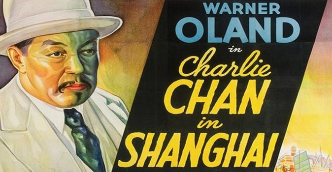 Charlie Chan Host Of Saxon's Creed