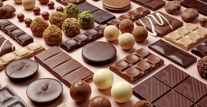 Chocolate stimulates the brain
