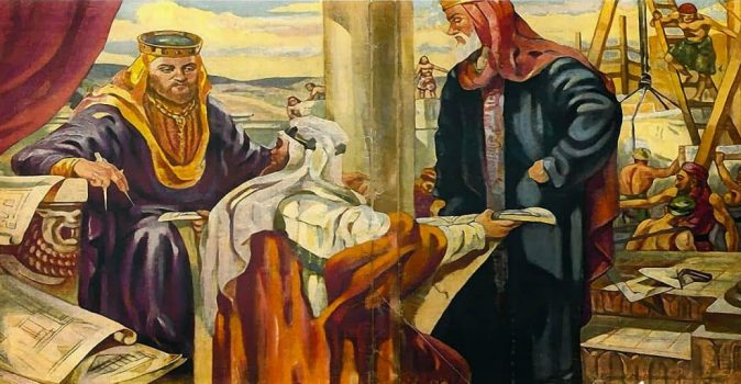 King Solomon Not A Jew